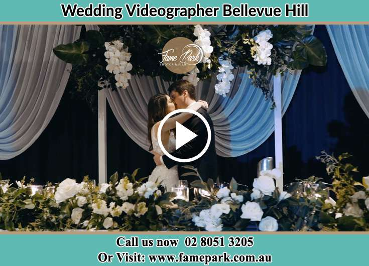 Bride and Groom kissed at the reception Bellevue Hill NSW 2023