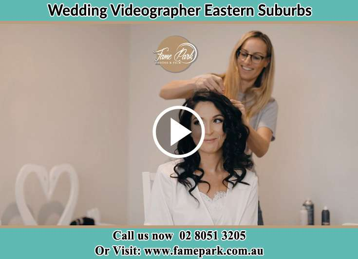 Eastern Suburbs Wedding Cinematographer