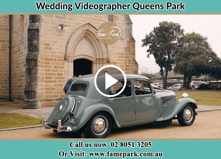 The wedding car Queens Park NSW 2022
